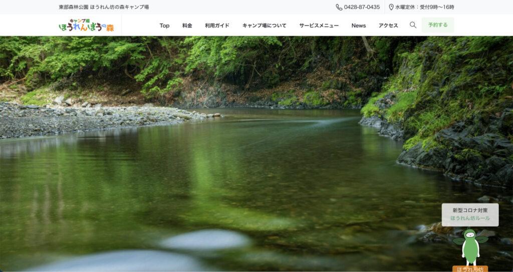 Webデザイナーが厳選!おしゃれなホームページのキャンプ場まとめ【集客できるホームページとは?】