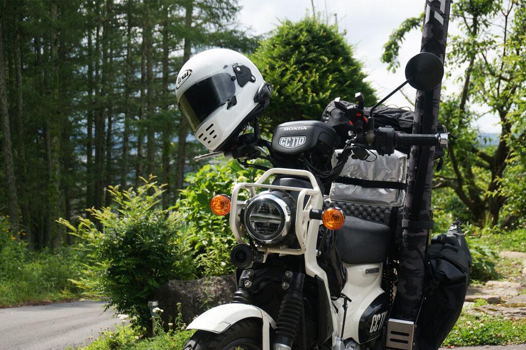 【バイクで多拠点生活】ミニマリストの全持ち物リスト【ノマドワーク】