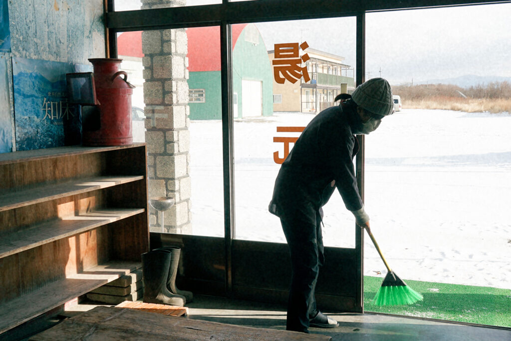 【フリアコ体験記】最果ての地にてザックひとつで越冬生活【北海道斜里町】