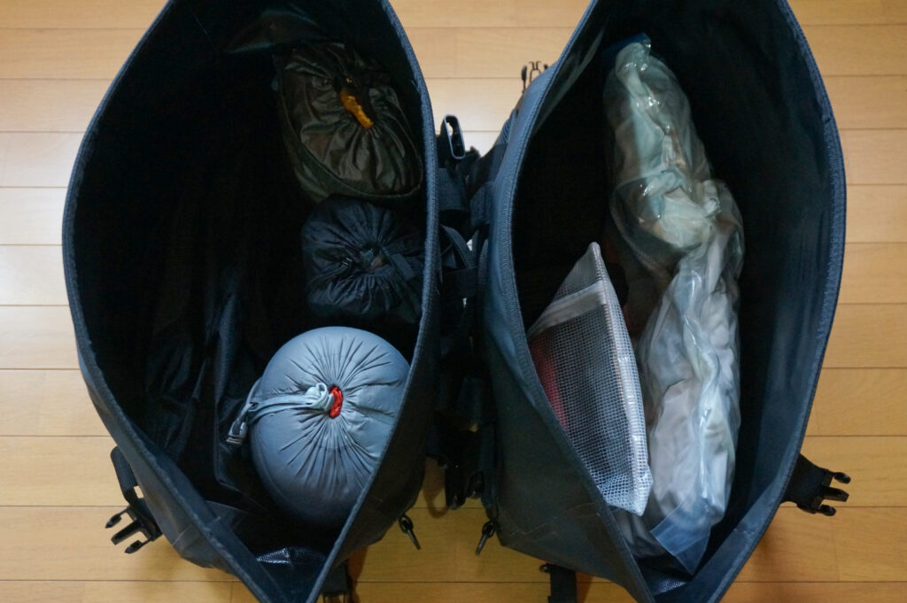 【キャンプ・釣り アウトドア仕様】クロスカブ110ツーリングカスタム【積載方法】